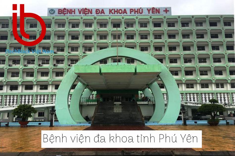 Bệnh viện đa khoa tỉnh Phú Yên