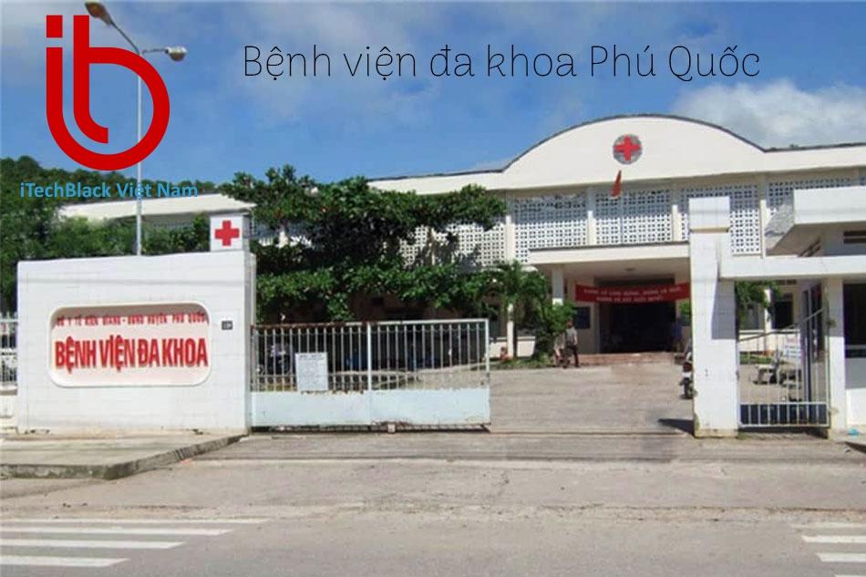 Bệnh viện đa khoa Phú Quốc
